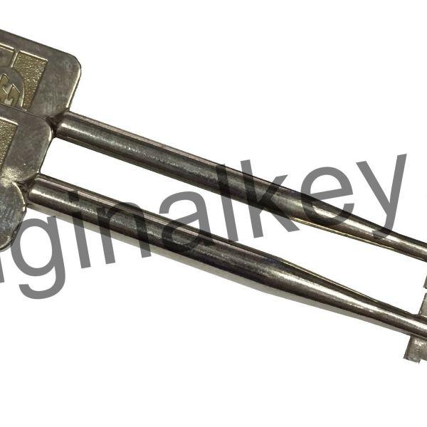 Комплект ключей для сейфового замка Sargent and Greenleaf 6804 и 6805