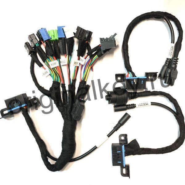 Комплект проводов для работы на столе с  блоками Mercedes