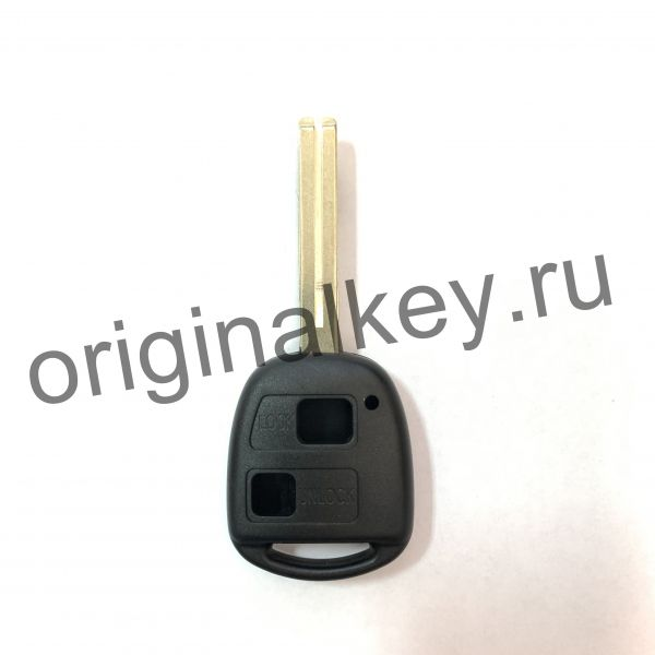 Key cover 2-button for Toyota, Lexus
