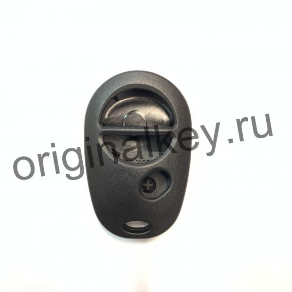 Корпус брелка для Toyota 2 buttons+Panic