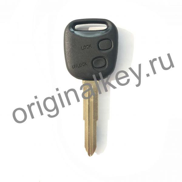 Корпус ключа Daihatsu v.1