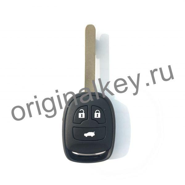 Корпус ключа для Changan CS75 2014-, Eado 2013-2018