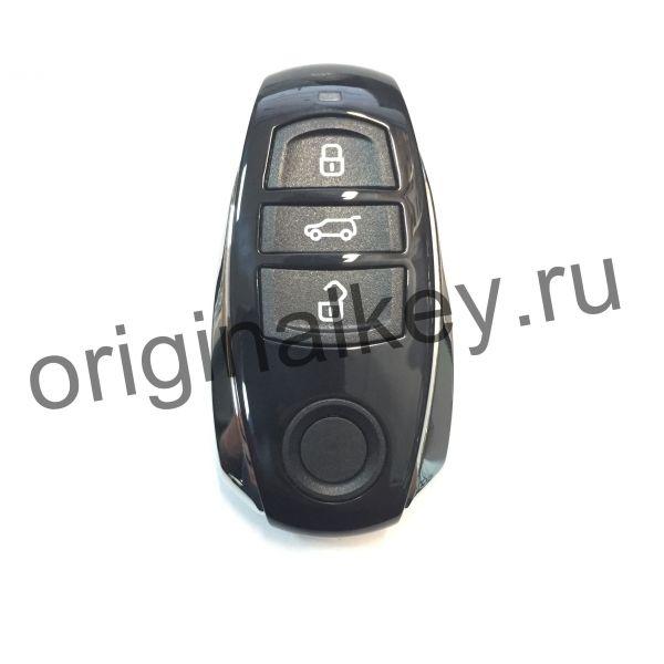 Корпус ключа для VW Touareg 2009-