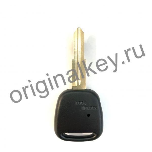 Корпус ключ Toyota с боковой кнопкой. TOY42