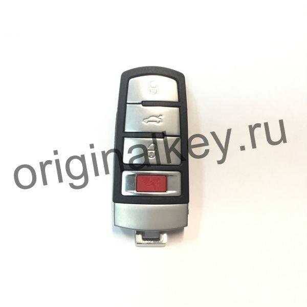 Корпус ключа для Volkswagen Passat B6/B7/CC