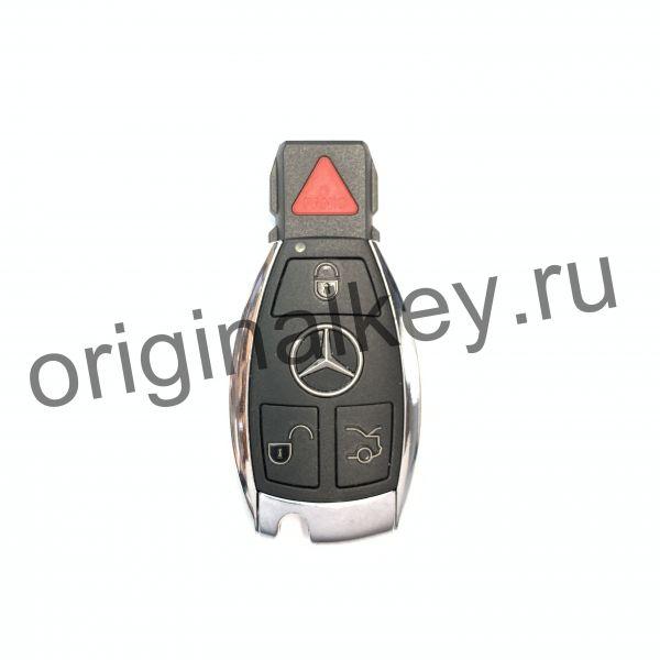 Корпус ключа Mercedes (три кнопки)