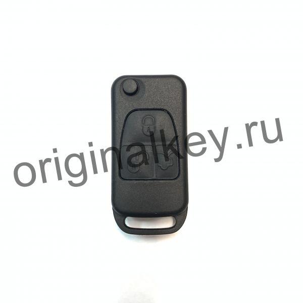 Корпус выкидного ключа для Mercedes. 3 кнопки