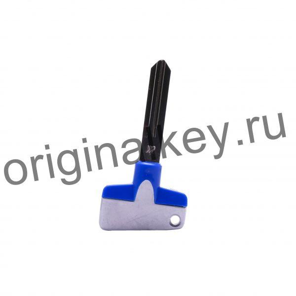 Новый оригинальный ключ для Subaru. Без чипа