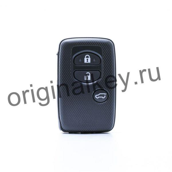 Ключ для Toyota Land Cruiser Prado 150 Юбилейный, MDL B74EA