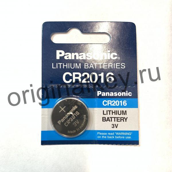 Оригинальная батарейка PANASONIC CR2016