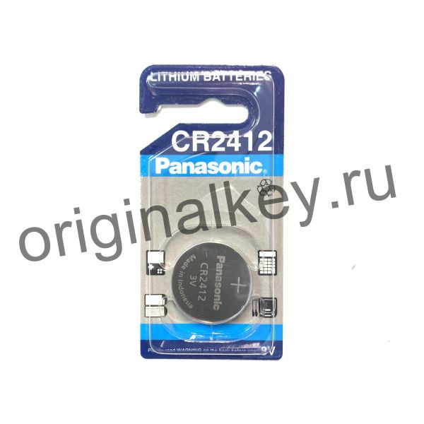 Оригинальная батарейка PANASONIC CR2412
