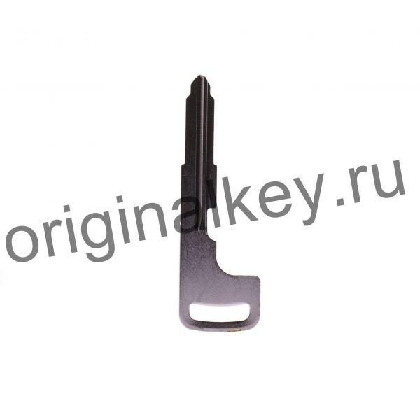 Оригинальная металлическая вставка для ключей Mitsubishi