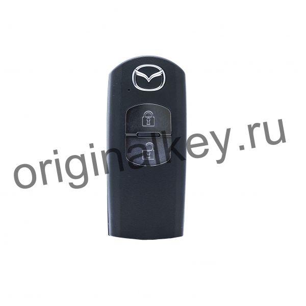 Ключ для Mazda CX-5 2011-, 6 Wagon с 2012, 3 hatchback 2013-, 2 2014-, PCF7953