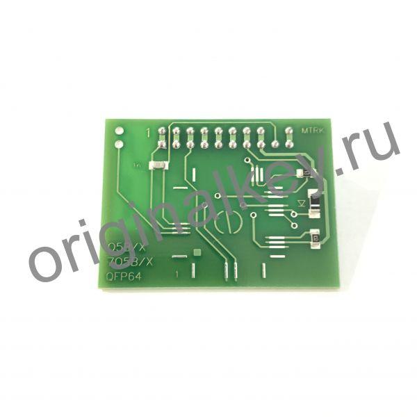 Переходник 68HC05B/X QFP64
