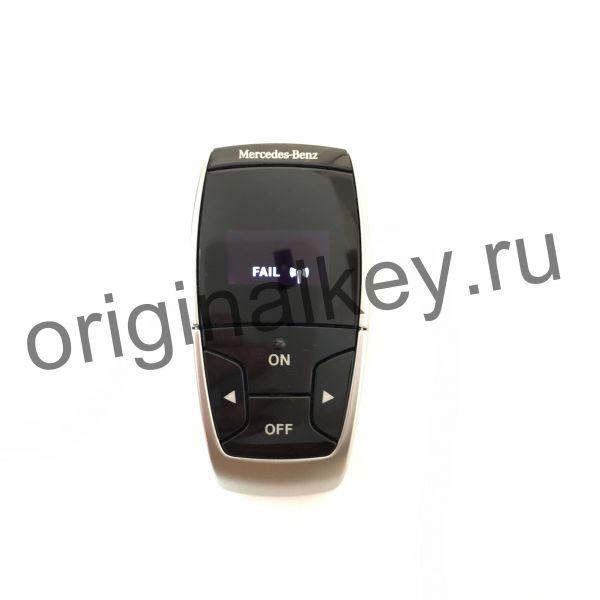 Пульт для управления стояночным отопителем Webasto Telestart T100 Mercedes-Benz.