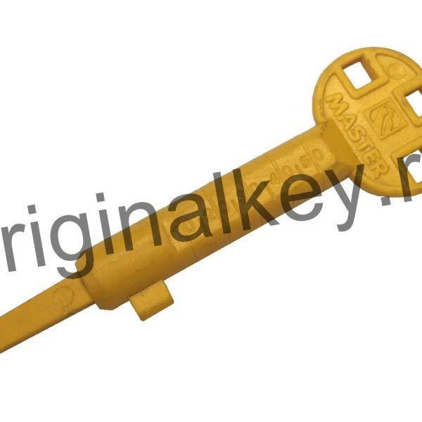 Регулировочный инструмент для проверки установки замка. Тип 3