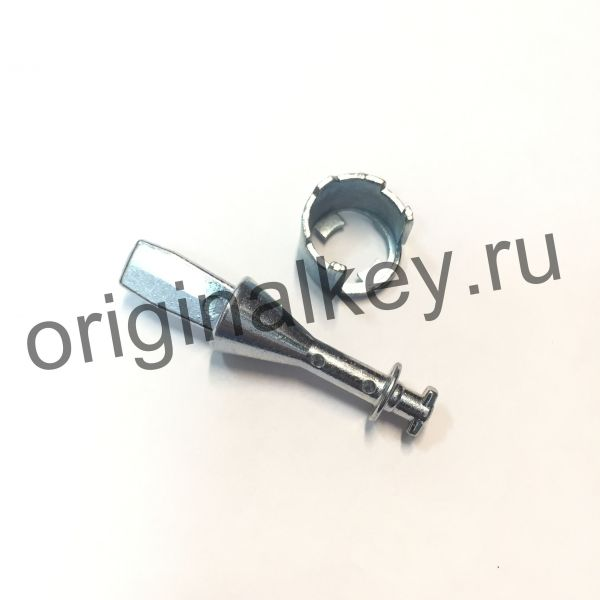 Ремкомплект дверного замка для VW Golf 5 HB