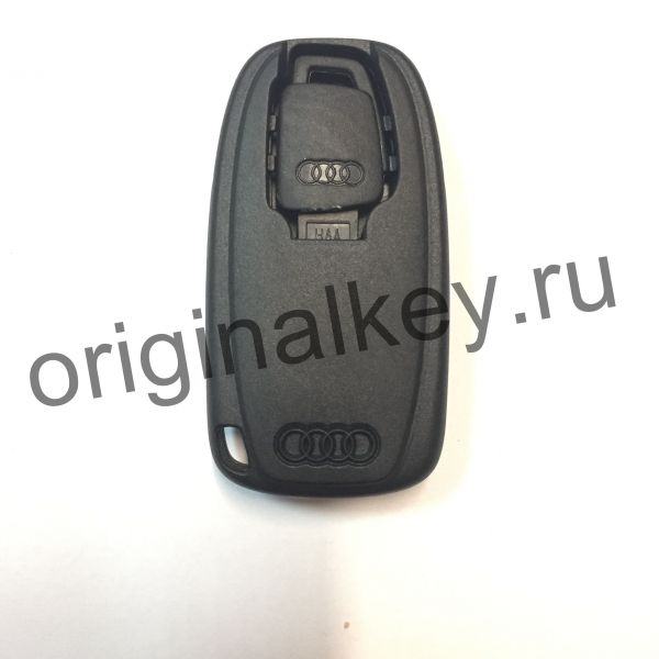 Резервный ключ Audi