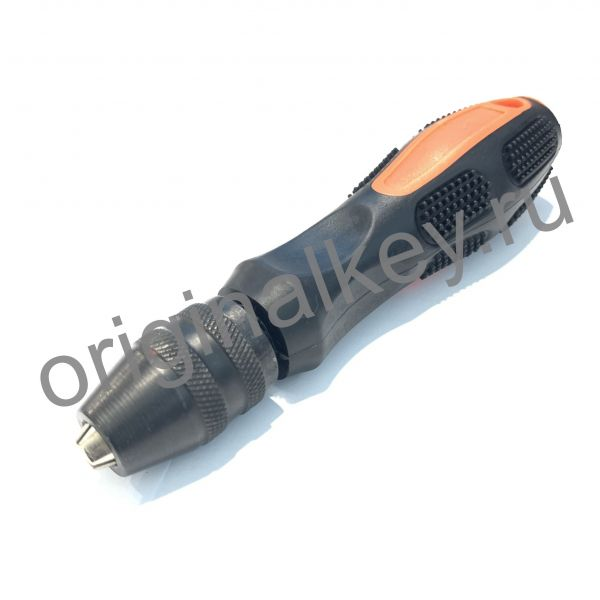 Ручные тиски с цанговым зажимом 0,2-8 мм