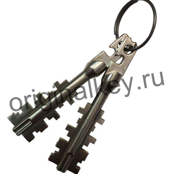 Секретная часть ключа для замка Sargent and Greenleaf 6680.2 bits