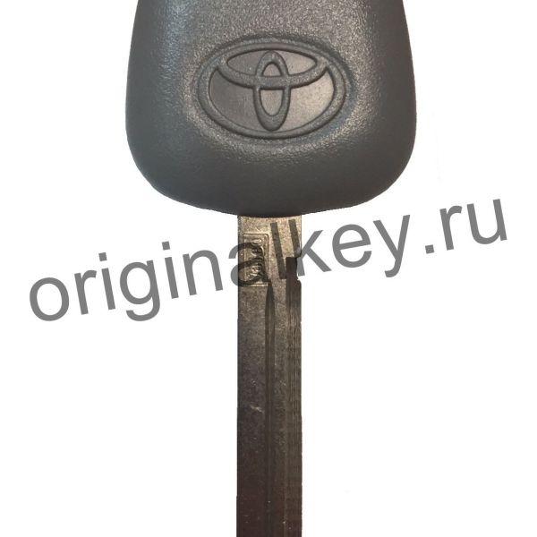 Сервисный ключ для Toyota Avensis 2003-2008