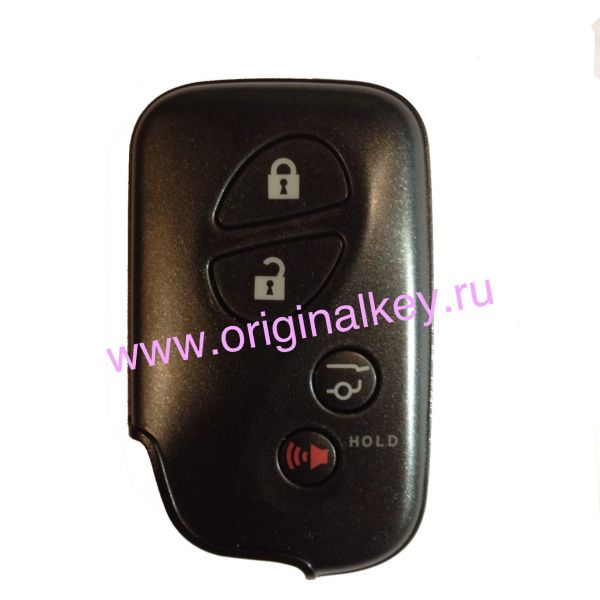 Смарт ключ для Lexus GX460 с 2009 года, 315Mhz