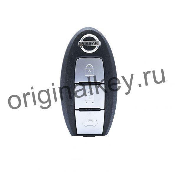 Ключ для Nissan Teana 2014-, HITAG 3