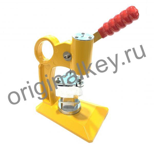 Станок для снятия и установки шплинтов на выкидных ключах