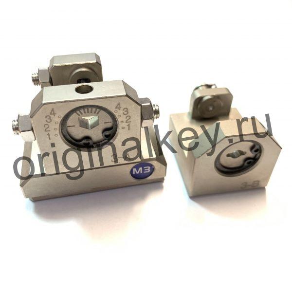 Комплект тисков M3 для станка Condor XC-mini Plus