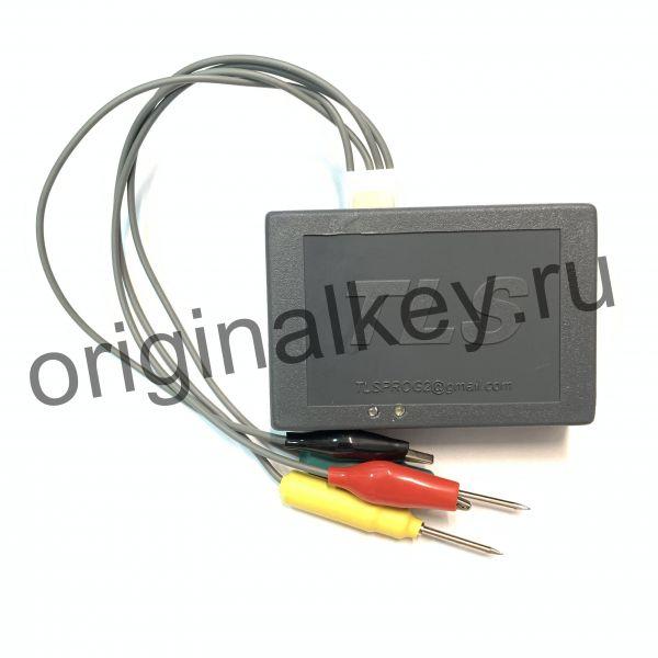 Программатор TLSprog для восстановления б/у ключей различных марок автомобилей