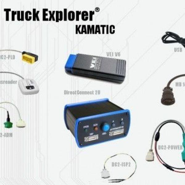 TRUCK EXPLORER KAMATIC 2020