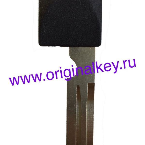 Вставка для смарт ключа Nissan/Infiniti, без чипа