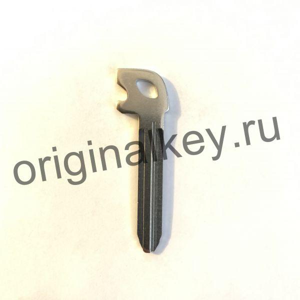 Заготовка для смарт ключей Toyota 2012-