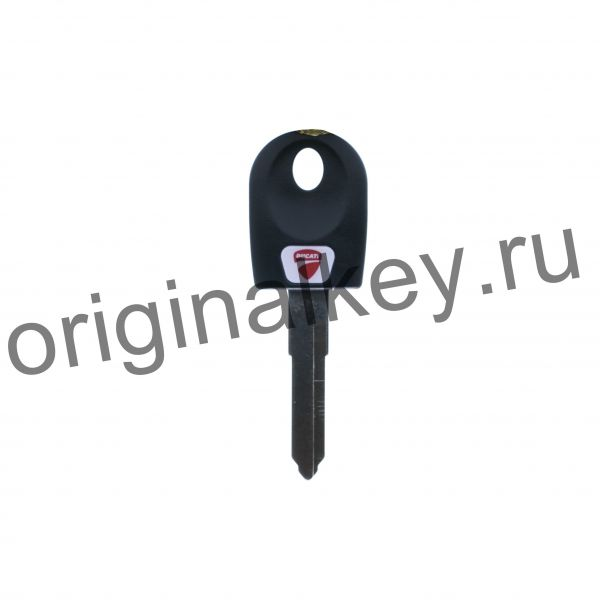 Заготовка ключа без чипа для мотоциклов DUCATI 848 EVO, HYPERMOTARD, HYPERSTRADA, MONSTER