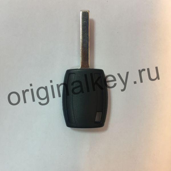 Заготовка ключа для Ford с местом под чип HU 101