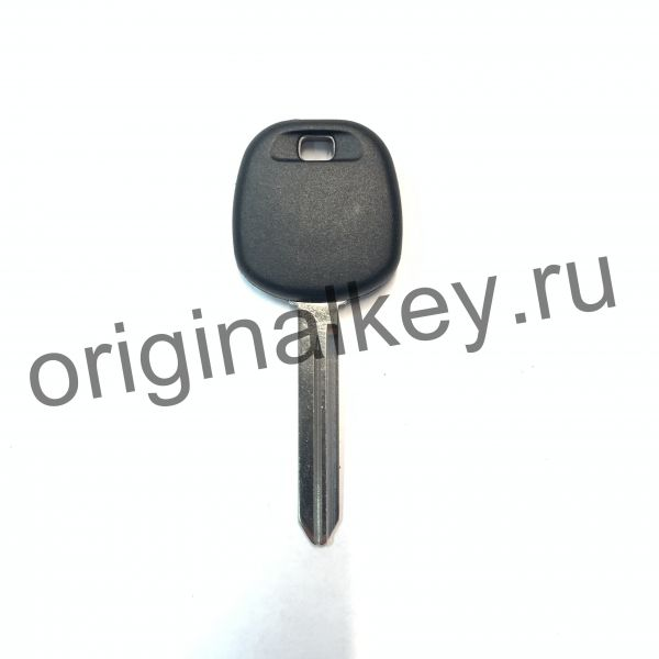 Заготовка ключа Toyota с местом под чип. Toy47