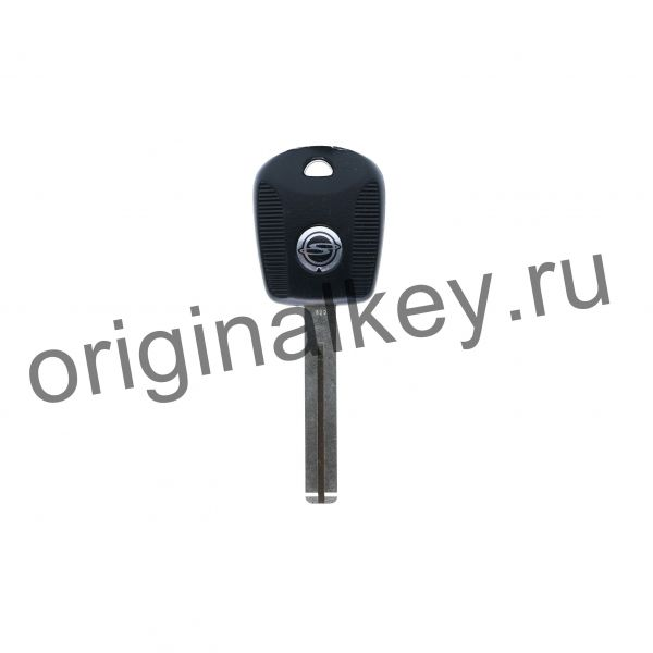 Заготовка ключа SsangYong с чипом 4D60x80