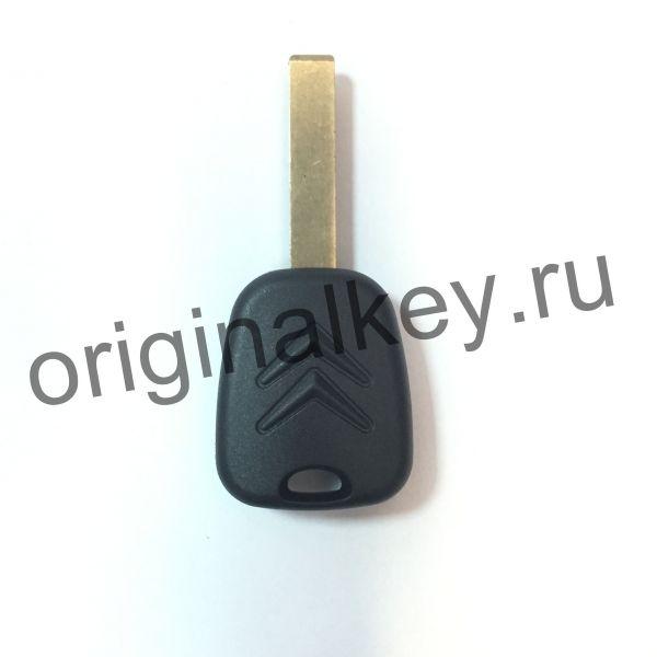 Заготовка ключа для автомобиля Citroen