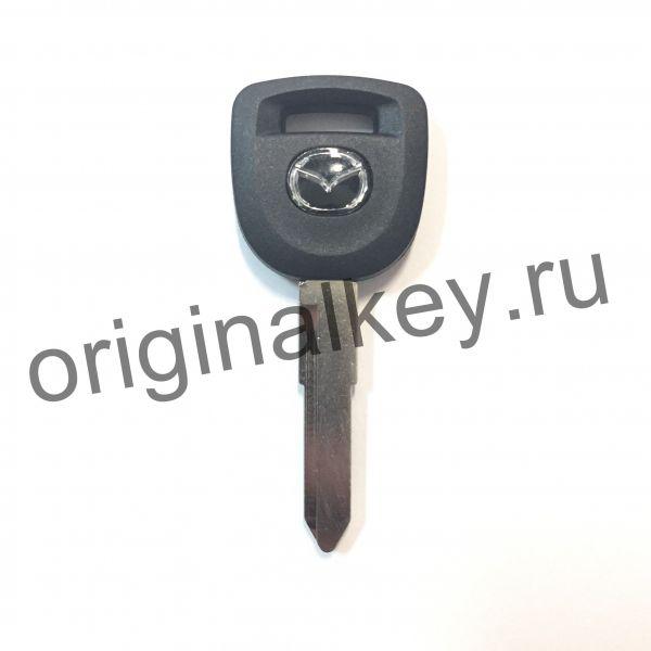 Заготовка ключа для Mazda. Silca-Maz24