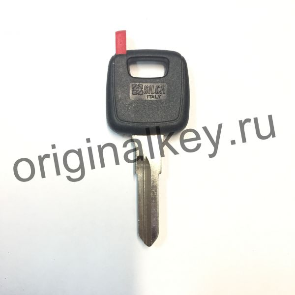 Заготовка ключа Volvo c местом под чип.NE51