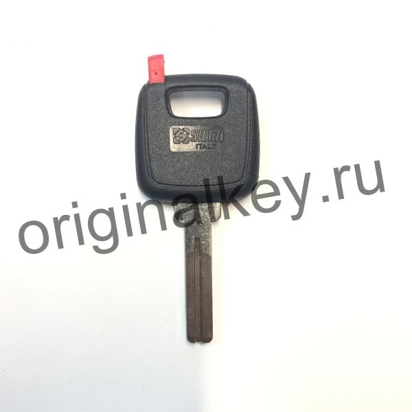 Заготовка ключа Volvo c местом под чип.NE66