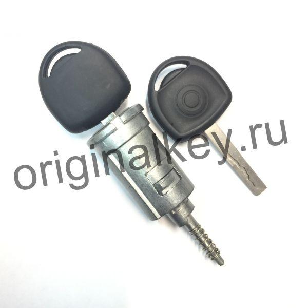Замок зажигания для Opel с двумя ключами