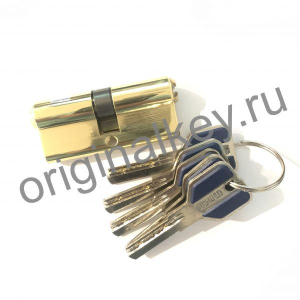Циллиндр MSM 35x35 mm ключ-ключ