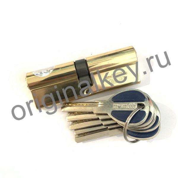 Циллиндр MSM 45x45 mm ключ-ключ