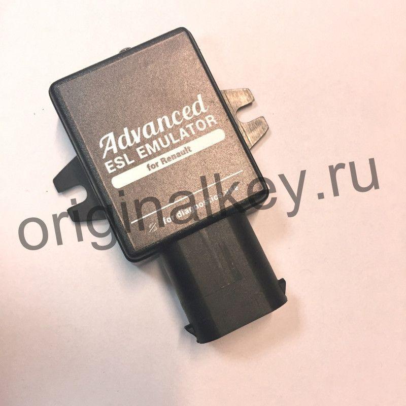 Steering lock emulator for Renault ver 1   Originalkey