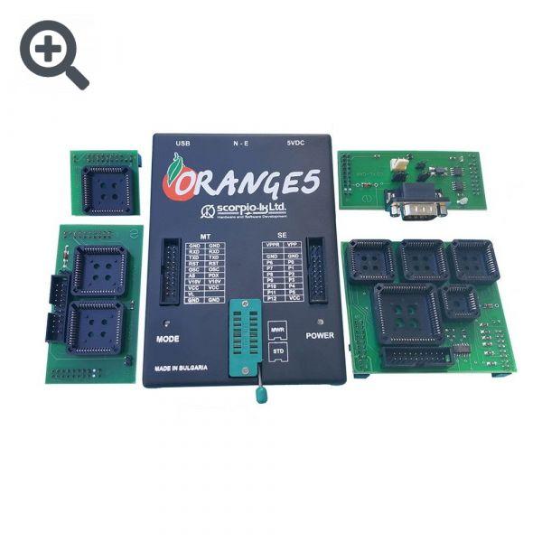 Что такое ORANGE5?