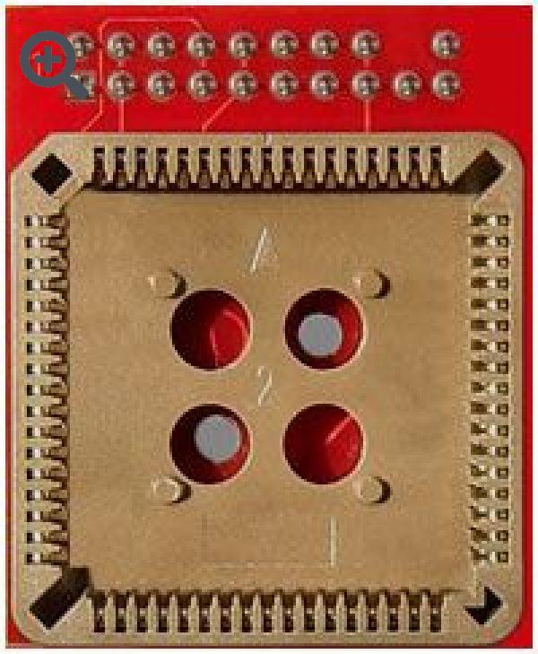 Адаптер 68HC11F1 PLCC68