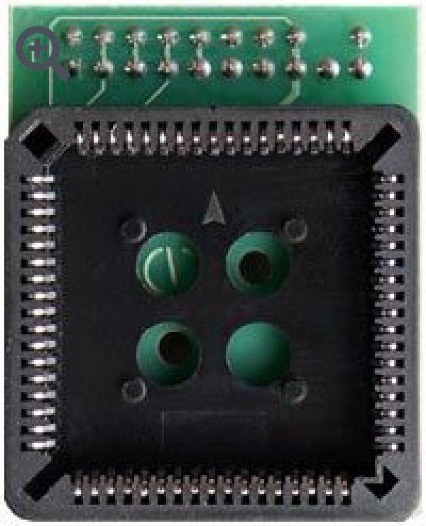 Адаптер 68HC11L6 PLCC68