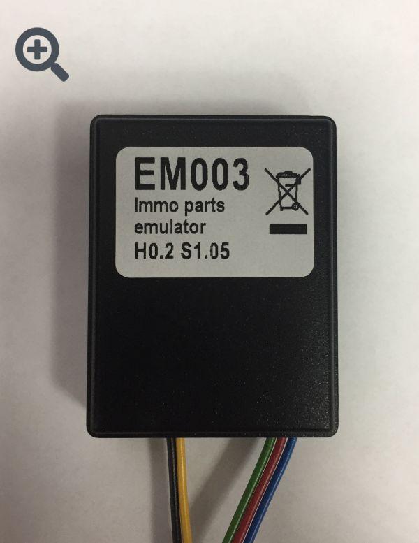 Immo Parts Emulator for VAG EM003