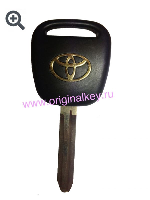 Корпус ключ Toyota